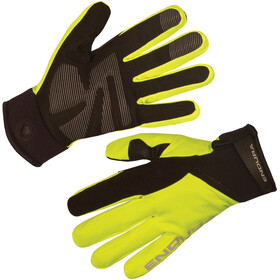 Endura Strike II Gants Homme, neon yellow
